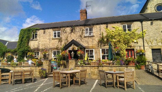 The White Bear Country Inn: Pub/Hotel