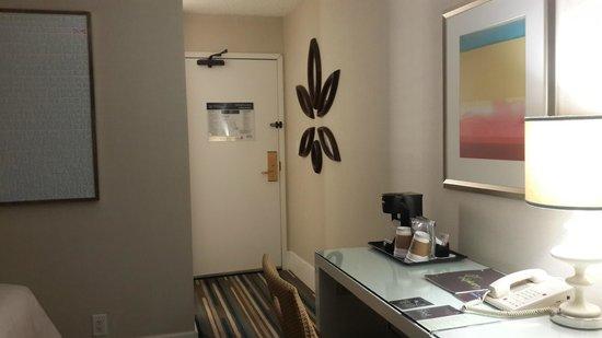 Sheraton Fisherman's Wharf Hotel: room