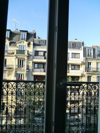 BEST WESTERN Prince Montmartre: vista dalla finestra