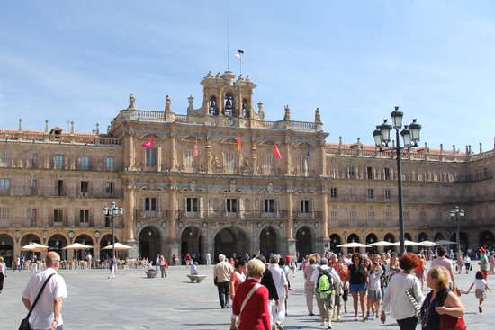 Plaza Mayor: place