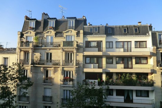BEST WESTERN Prince Montmartre: panorama