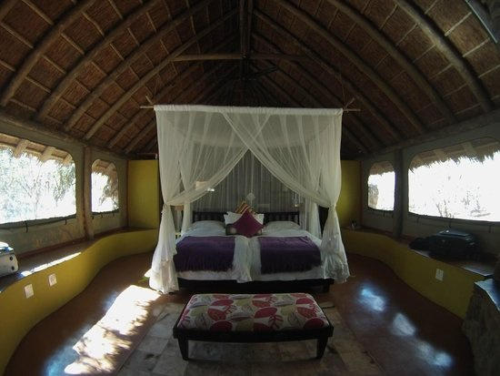 Jaci's Safari Lodge : The Suite