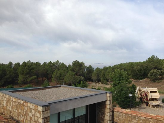 Hotel Restaurante Masia la Torre: vistas