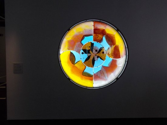 Corning Museum of Glass: Dominick Labino - 'Ionic Structure of Glass' 1979  -Contemporary Art Gallery