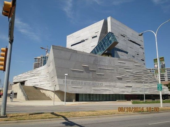 Perot Museum of Nature and Science : Perot Museum