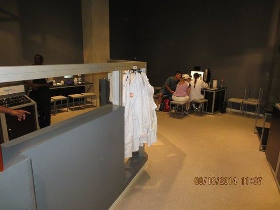 Perot Museum of Nature and Science : Bio Lab