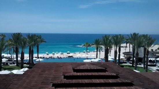 Hilton Los Cabos Beach & Golf Resort : La Vista Bar View