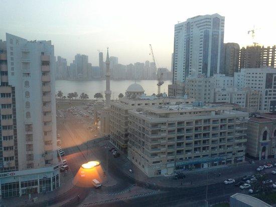 Grand Excelsior Sharjah: Aug 2014 Numair