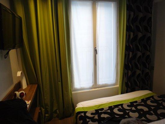 Hotel Alhambra: Quartos limpos e silenciosos.