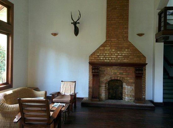 Oak Fields: Reception Area