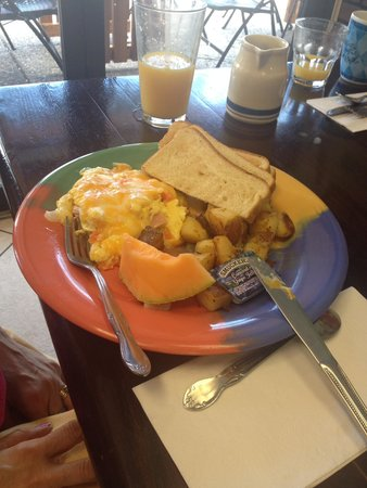 Jan's Place: Omelet