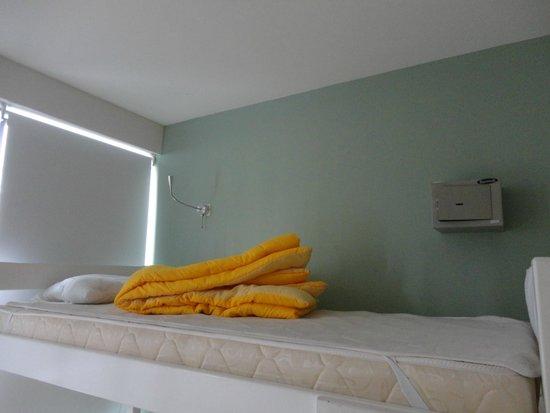 Hostel & Suites de Rio: quarto  femino compartilhado