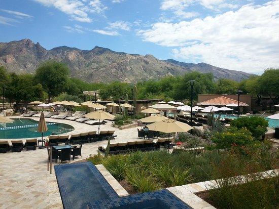 Westin La Paloma Resort and Spa: Overview of some of the property