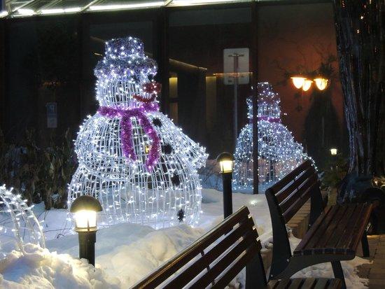 Wellness Hotel Chopok: Snowman