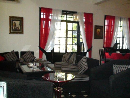 Tutti Frutti  Restaurant: comfortable sofa's