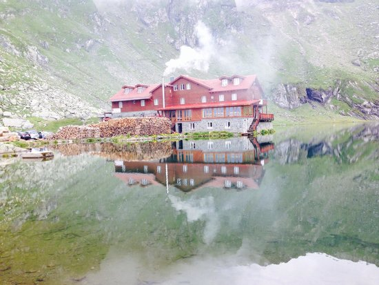 Fagaras Mountains : Lake