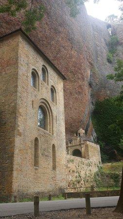 San Juan de la Peña: Monasterio viejo