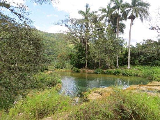 El Nicho Waterfalls: Traumhaft