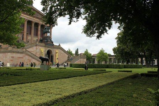 Museumsinsel: Arquitetura dos museus