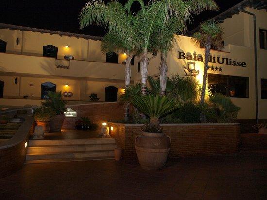Baia di Ulisse Wellness & SPA: отель