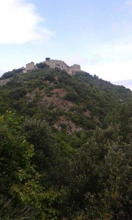 Chateau de Termes: le chateau