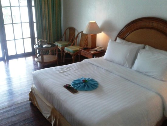 Imperial Boat House Beach Resort: Room