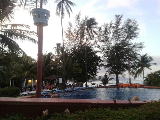 Imperial Boat House Beach Resort: Boat Pool