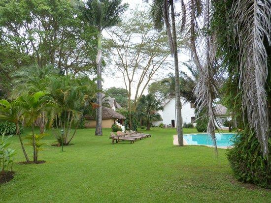 Arusha Safari Lodge: Lodge Grounds