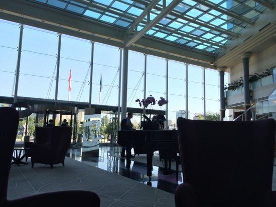 Hilton Sofia: Lobby