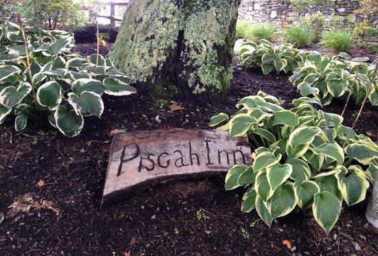 Pisgah Inn Restaurant: Entrance