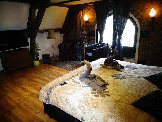Crown Bed & Breakfast : Great space