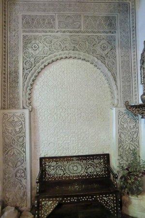 Casa Andalusi : dentelle de pierre