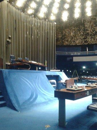 Congresso Nacional: Plenário do Senado