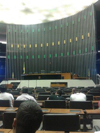 Congresso Nacional: Plenário da Câmara