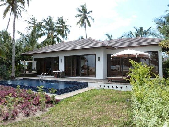 The Residence Zanzibar: Our Beautiful Villa