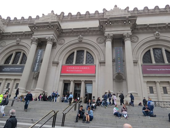 The Metropolitan Museum of Art: ingresso