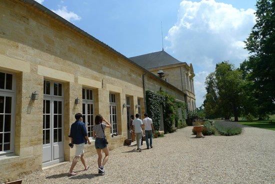 Bordovino Wine Tasting Day Tours : Chateau Siaurac