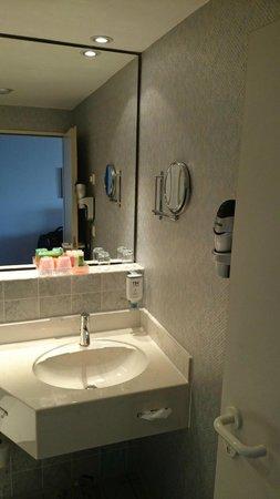 NH Heidenheim: Badezimmer