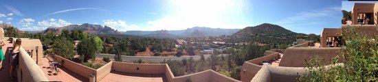 Best Western Plus Inn of Sedona: Stunning views