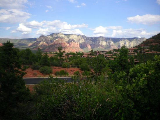BEST WESTERN PLUS Inn of Sedona: Stunning views