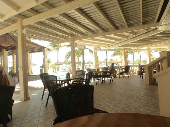 Manchebo Beach Resort & Spa : Manchebo Hotel
