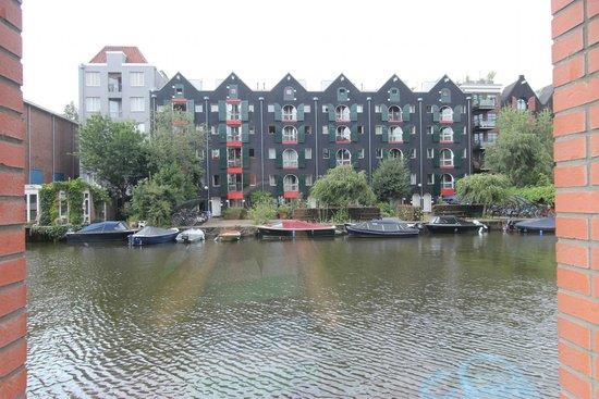 Ibis Amsterdam Centre Stopera: vista dalla finestra