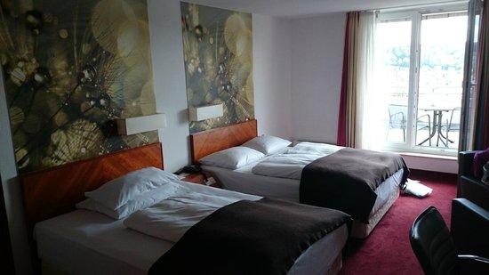 The Taste Hotel Heidenheim: Superior-Zimmer 220