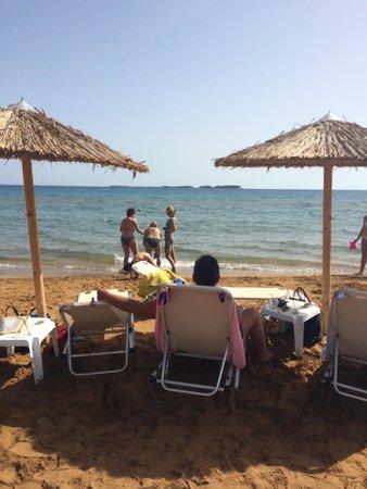 Megas Lakos Beach