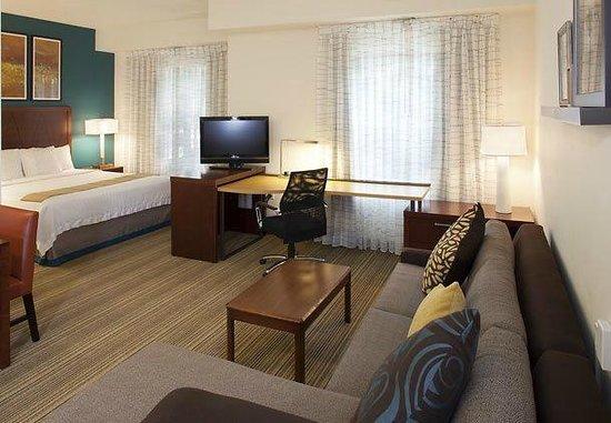 Residence Inn Cincinnati Airport: Studio Suite