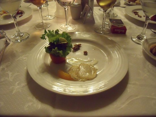 Grand Bahia Principe Bavaro: Cena Restaurant Le Gourmett