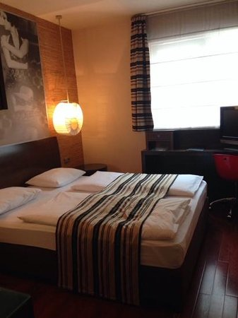 Soho Boutique Hotel: dormitorio