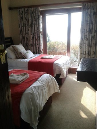 Qwantani Berg and Bush Resort: Chalet - Third bedroom