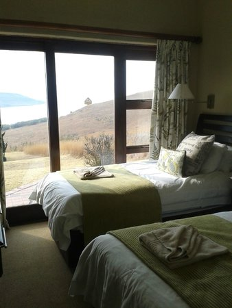 Qwantani Berg and Bush Resort: Chalet - Second bedroom