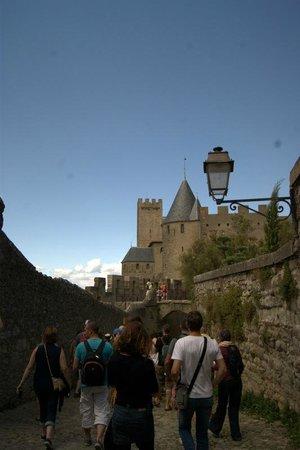 Liste des comtes de Carcassonne : paesaggio